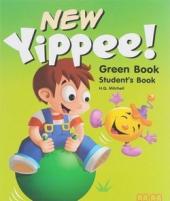 Yippee  New Green Teacher's Book - фото обкладинки книги