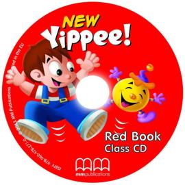 Yippee  New Red Class CD - фото книги