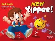 Посібник Yippee  New Red Student's Book with Students CD/CD-ROM