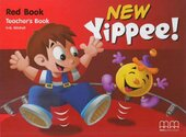 Yippee New Red Teacher's Book - фото обкладинки книги