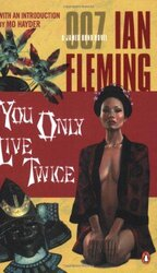 You Only Live Twice - фото обкладинки книги