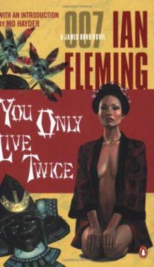 You Only Live Twice - фото книги