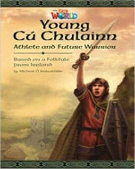 Young Cu Chulainn, Athlete and Future Warrior - фото книги
