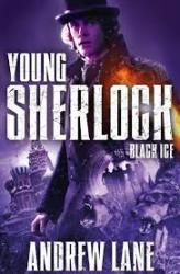Young Sherlock Holmes: Black Ice. Book 3 - фото обкладинки книги
