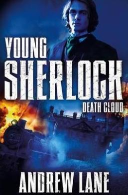 Young Sherlock Holmes: Death Cloud. Book 1 - фото книги