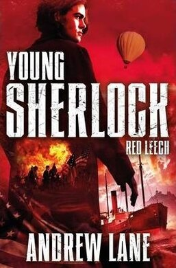 Young Sherlock Holmes: Red Leech. Book 2 - фото книги