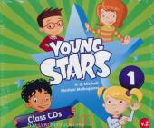 Young Stars 1. Class CDs (комплект із 2 аудіодисків) - фото обкладинки книги