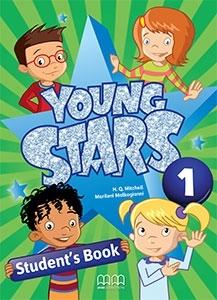 Young Stars 1. Student's Book - фото книги