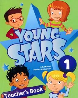 Young Stars 1. Teacher's Book - фото книги