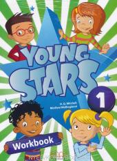 Young Stars 1. Workbook with CD - фото обкладинки книги