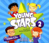 Young Stars 2. Class CDs - фото обкладинки книги