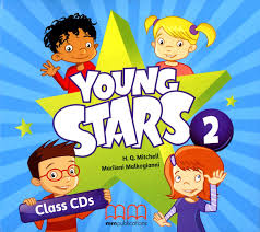 Young Stars 2. Class CDs - фото книги