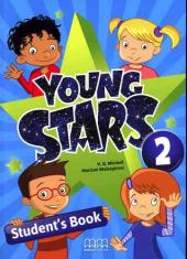Young Stars 2. Student's Book - фото обкладинки книги