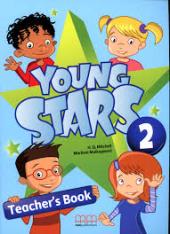 Young Stars 2. Teacher's Book - фото обкладинки книги
