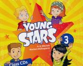 Young Stars 3. Class CDs - фото обкладинки книги