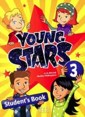 Young Stars 3. Student's Book - фото обкладинки книги
