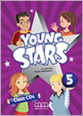 Young Stars 5. Class CDs - фото обкладинки книги