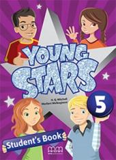 Young Stars 5. Student's Book - фото обкладинки книги