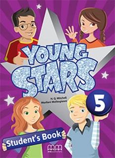 Young Stars 5. Student's Book - фото книги