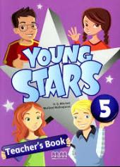 Young Stars 5. Teacher's Book - фото обкладинки книги