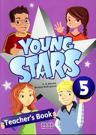 Young Stars 5. Teacher's Book - фото книги