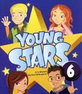 Young Stars 6. Class CDs - фото обкладинки книги