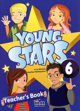 Young Stars 6. Teacher's Book - фото книги
