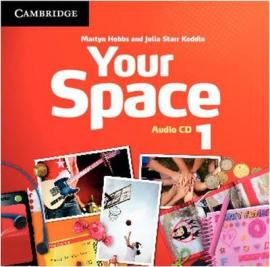 Your Space Level 1. Class Audio CDs  (набір із 3 аудіодисків) - фото книги