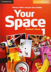 Your Space Level 1. Student's Book - фото обкладинки книги