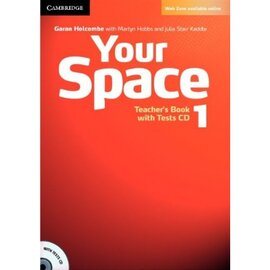 Your Space Level 1. Teacher's Book with Tests CD - фото книги