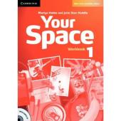 Your Space Level 1. Workbook + CD - фото обкладинки книги