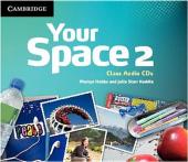 Your Space Level 2. Class Audio CDs  (набір із 3 аудіодисків) - фото обкладинки книги