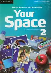 Your Space Level 2. Student's Book - фото обкладинки книги