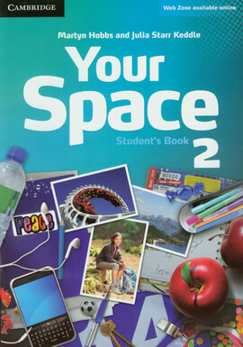 Your Space Level 2. Student's Book - фото книги