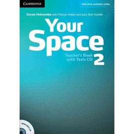 Your Space Level 2. Teacher's Book with Tests CD - фото книги