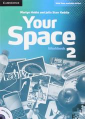 Your Space Level 2. Workbook + CD - фото обкладинки книги