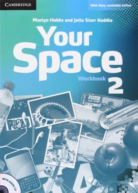 Your Space Level 2. Workbook + CD - фото книги