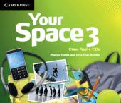 Your Space Level 3. Class Audio CDs  (набір із 3 аудіодисків) - фото обкладинки книги