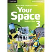 Your Space Level 3. Student's Book - фото обкладинки книги