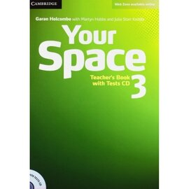 Your Space Level 3. Teacher's Book with Tests CD - фото книги