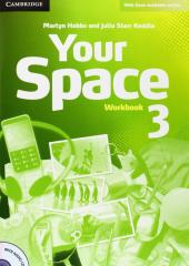 Your Space Level 3. Workbook + CD - фото обкладинки книги