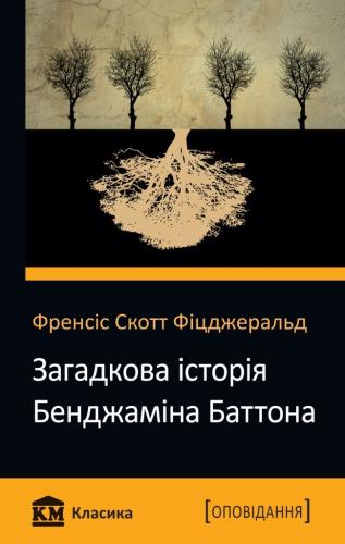 Книга Загадкова історія Бенджаміна Баттона