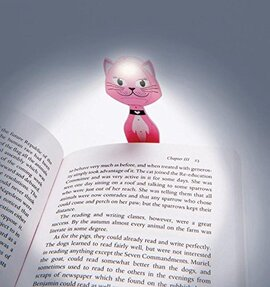 Закладка Flexilight Cat - фото книги