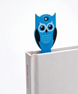 Закладка Flexilight Owl - фото книги