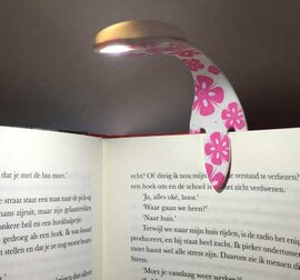 Закладка Flexilight Pink Flowers