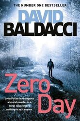 Zero Day - фото обкладинки книги