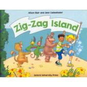Zig-Zag Island: Class Book (підручник) - фото обкладинки книги