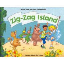Посібник Zig-Zag Island: Class Book (підручник)