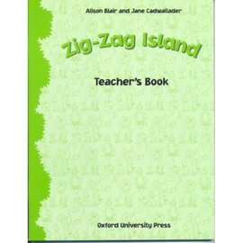 Zig-Zag Island: Teacher's Book(книга для учителя) - фото книги
