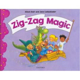 Zig-Zag Magic: Class Book (підручник) - фото книги